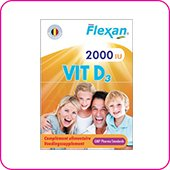 کپسول ویتامین D3 2000