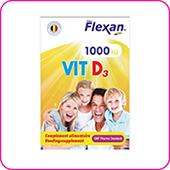 کپسول ویتامین D3 1000